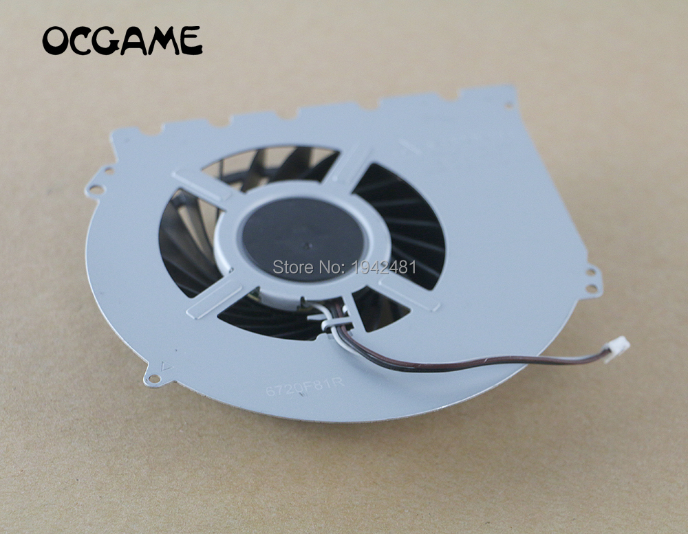 OCGAME Original Internal Cooling CPU Fan Fans for PlayStation 4 PS4 Slim 2000 ConsoleOCGAME Original Internal Cooling CPU Fan Fans for PlayStation 4 PS4 Slim 2000 Console