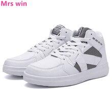 Men Running Shoes Mesh Athletic Sport Shoes Outdoor Walking Jogging Men High Quality Flat Bottom Sneakers Zapatillas