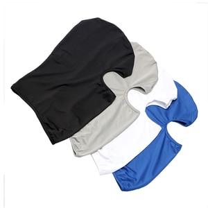 Image 4 - FORAUTO COM מלא פנים מסכת מגן חיצוני ספורט כיסויי ראש פה כיסוי חיצוני אופני סקי לנשימה אבק הוכחה Windproof מסכה