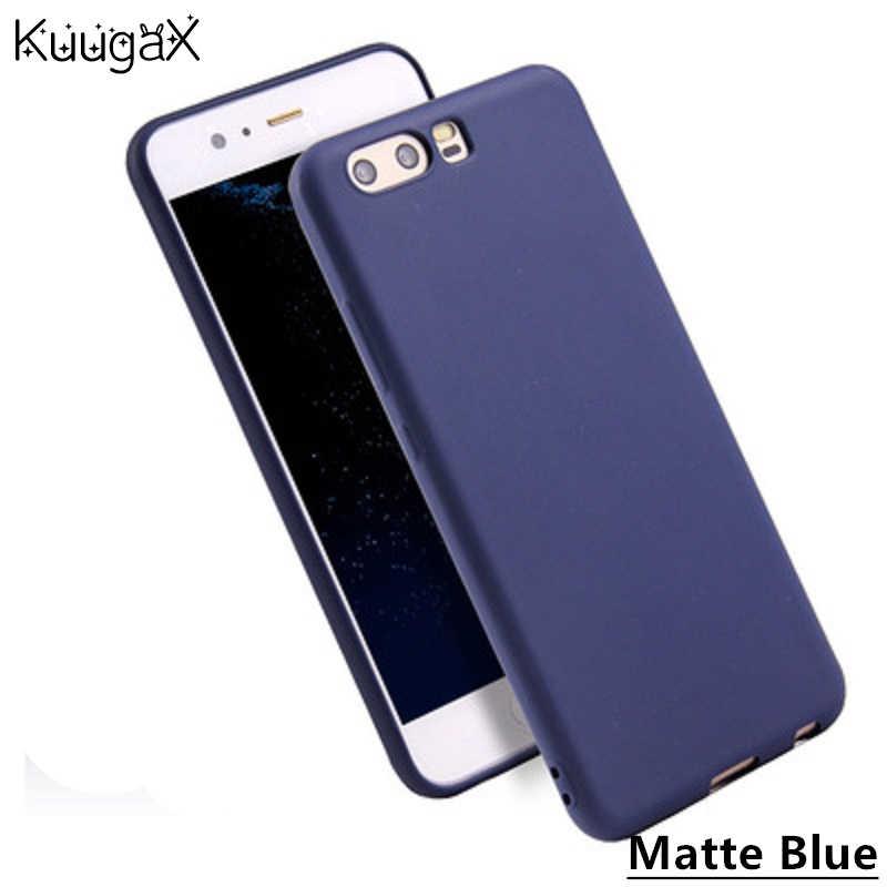Kuuga X Matte Candy Silicone Case For Honor 7X 6A 9 8 6X Soft TPU Cover For Huawei P10 P9 P8 Lite 2017 Nova 2s 2 Plus Phone Bag