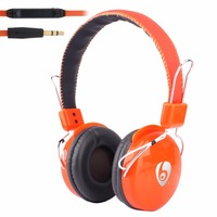 OVLENG V9 Universal Headset Headphones Stereo With Mic For IPhone Samsung Nokia HTC Xiaomi Earphone