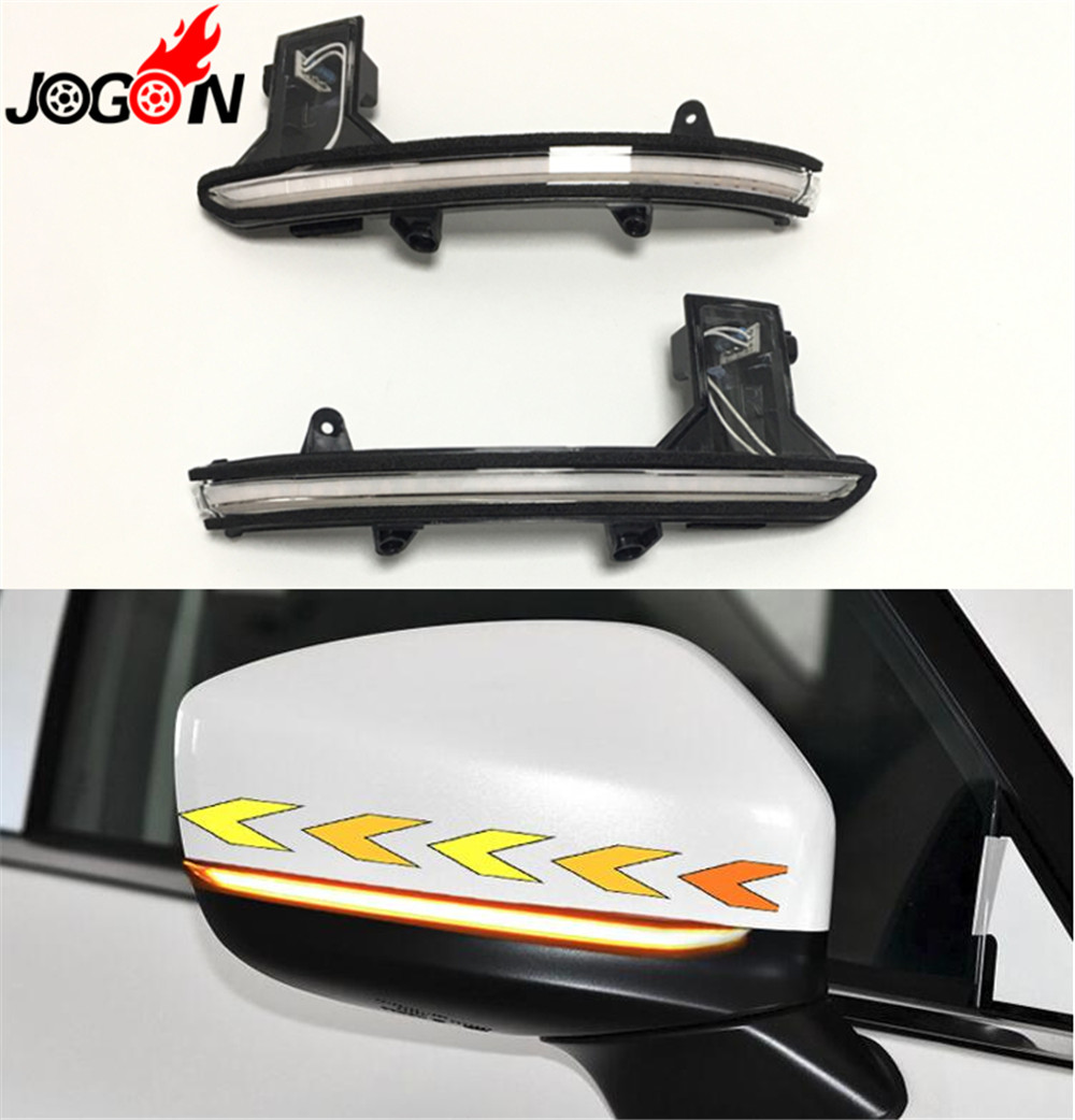 Accessories Dynamic LED Mirror Turn Signal Light For <font><b>Mazda</b></font> <font><b>CX</b></font>-5 <font><b>CX</b></font>-8 <font><b>CX</b></font>-<font><b>9</b></font> <font><b>2017</b></font> 2018 <font><b>2019</b></font> Car Styling image