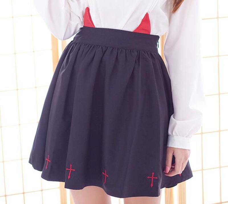 Lolita Devil Skirt (4)