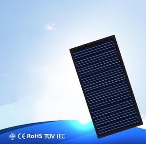 Image 2 - 10 шт. 6836 5 в комплект зарядного устройства для солнечной панели DIY, поликристаллическая фотоэлектрическая панель, устройство для выработки солнечной энергии