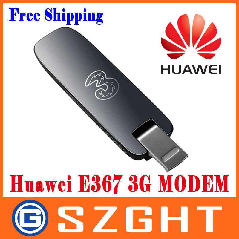 Free shipping Huawei E367 Dongle Mobile Broadband HSPA+ 4G USB Modem 28.8Mbps For Windows7 OS