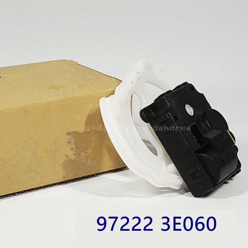 Genuine Heater Control Mode Actuator for Kia Mohave Borrego 2008 2013 Sorento 2006 2009 972223E060 97222