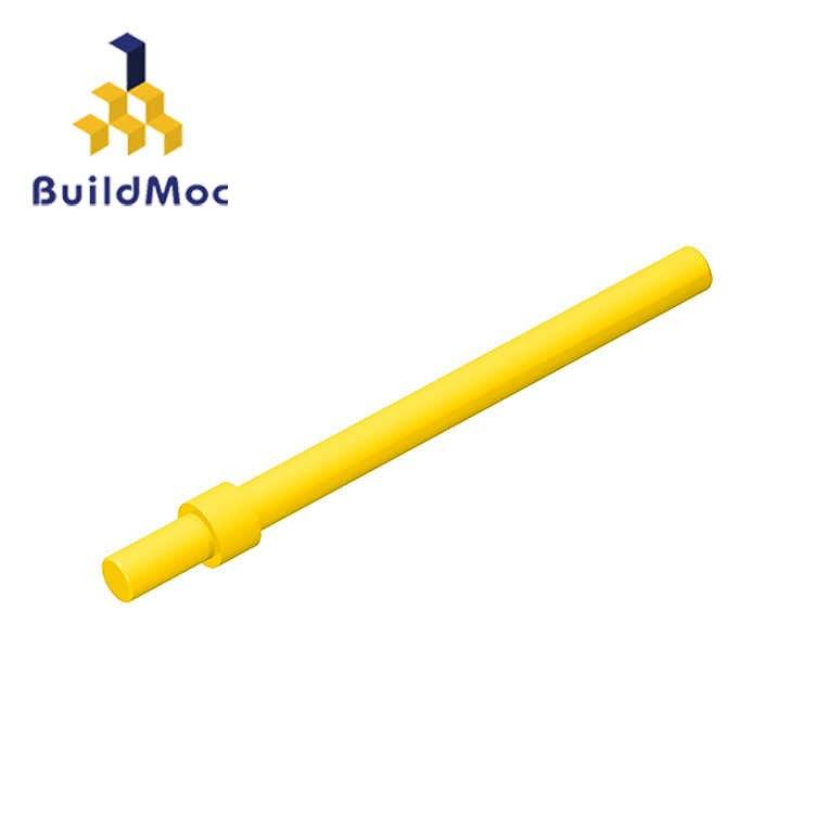 بنيت dmoc 63965 18274 بار 6L مع وقف حلقة ل اللبنات أجزاء شعار DIY قطع التكنولوجيا التعليمية اللعب