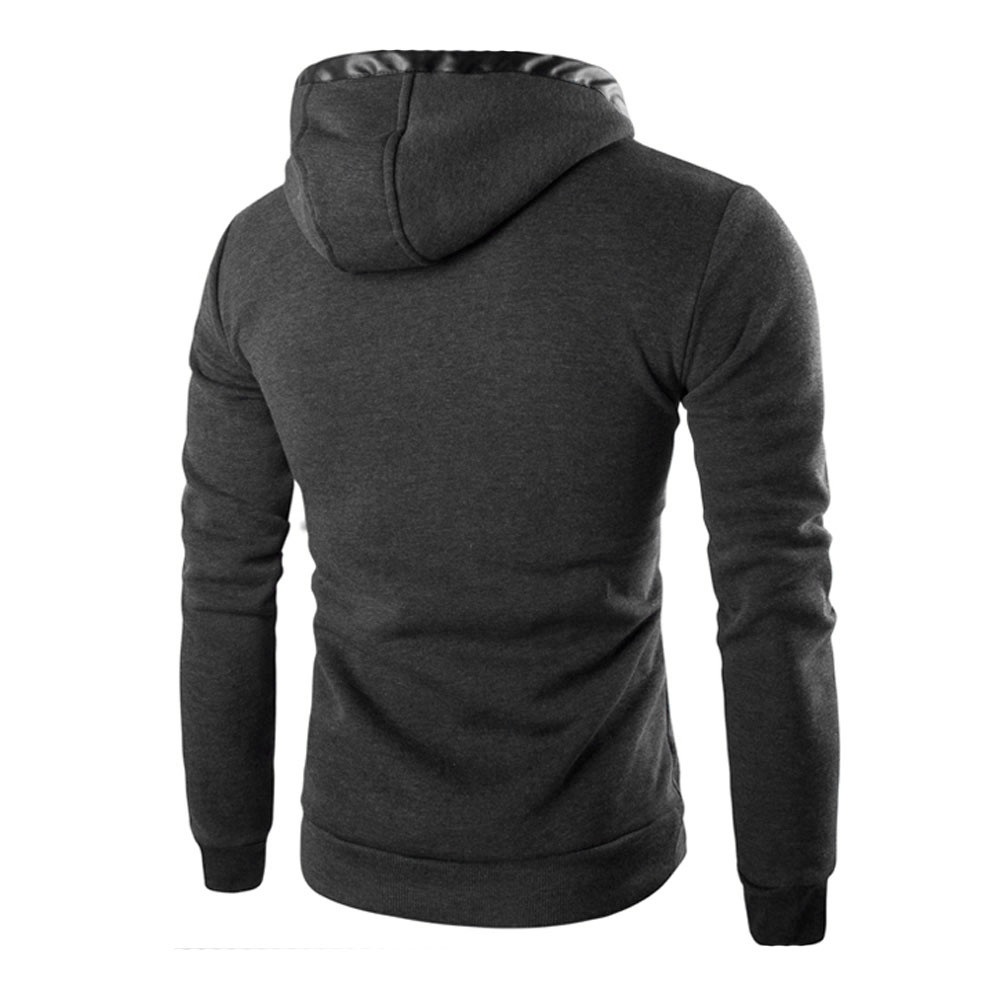 New Men Hoodies Hooded Long Sleeve Coat Sweatshirts Letters Printed Tracksuit Pullovers Homme Tops Man hoodies sudadera hombre