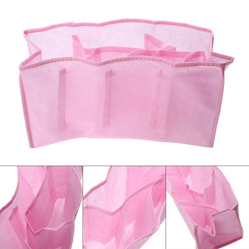 Бесплатная доставка Портативный путешествия открытый детские пеленки подгузник Организатор питания вставить мешок хранения