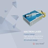 Max. 20W Fiber Laser Source and Fiber Laser Marking Machine Parts