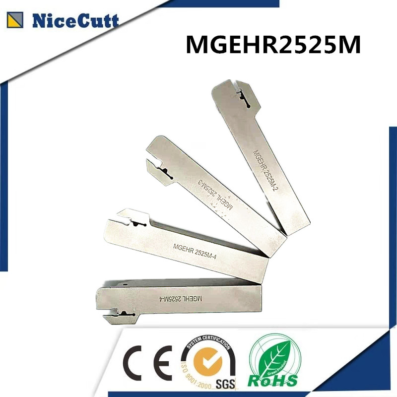Nicecutt MGEHR/L2525 M-2/3/4,extermal Turning Tool Factory Outlets, The Lather,boring Bar,cnc,machine,Cutting,Factory Outlet