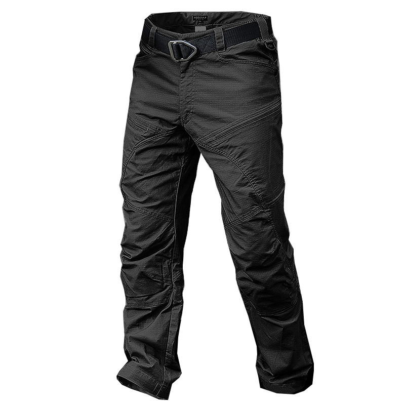 Hiking Pants Men Cotton Outdoor Training Trekking Hunting Fishing Waterproof Army Military Pants Sport Trousers Cargo Duty Pant