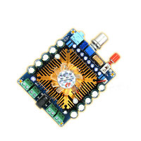 OTM521 Four Channel HIFI TDA7850 Version Of The 50W 4 Power Amplifier Board Using High Quality