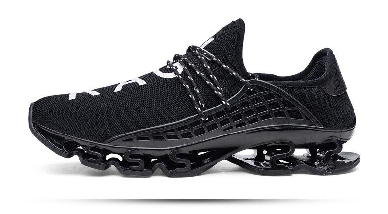 18 New Breathable QIYHONG Men Sneakers Unisex Couple Shoes Basket Femme Hard-Wearing Tenis Feminino Male Footwear Plus Size 26