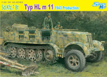 Dragon Model Kit Sd Kfz 7 8t Typ HL m 11 Halftrack 1 35 Scale 6794
