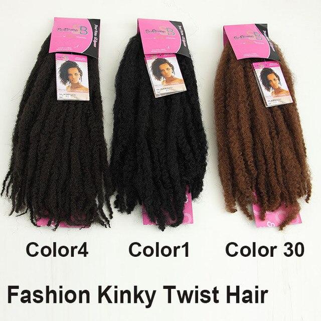 2016 Sale Hair Extensions Top Fashion Afro Twist Braids 38100cm