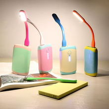 Snigir mini pc hot new 2016 notebook Flexible Portable usb led lamp light gadgets cool desk lamp xiomi night camping electronic