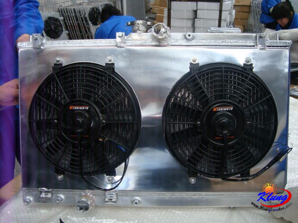KL 1100cc полностью алюминиевый радиатор с вентилятором для chery 1100 472, chery 800 372 4x4/2x4 багги, картинг, автомобили