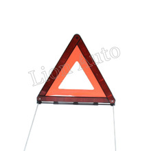 New Automotive Warning Triangle Parking Reflective Emergency Safety Supplies