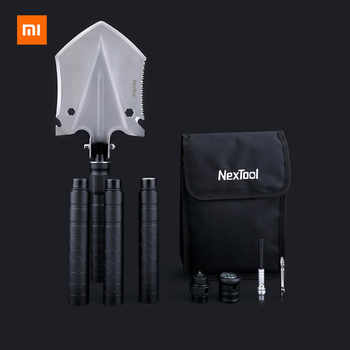 Xiaomi Nextool Multifunctional shovel Outdoor adventure Self-driving tour Multifunctional outdoor tool wrench screwdriver - DISCOUNT ITEM  15% OFF Consumer Electronics