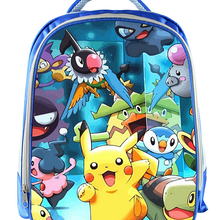 ecadfd1aef 13 Inch Mochila Pokemon Haunter Backpack For Boys School Bags Kids Daily  Backpacks Children Book Bag