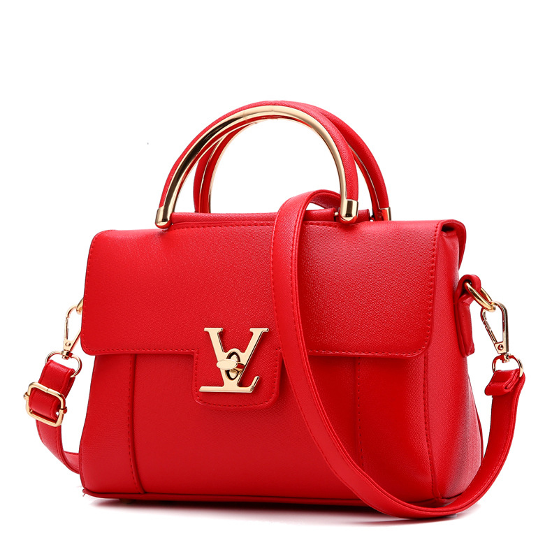 Luxury Handbags Women Bags Designer Famous Brand Small Bag Letter V Bag Loui Sac A Main Femme 2017 Bolsa Feminina Ladies Bag luxury handbags women bags designer brand famous scrub ladies shoulder bag velvet bag female 2017 sac a main tote