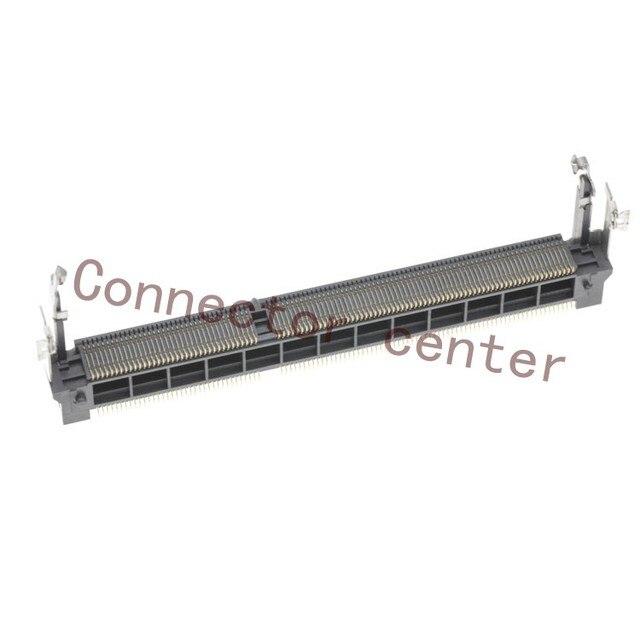 RVS Proconn Conector DDR DDR3 204Pin 0.6mm Pitch Tipo de Altura 8.0mm Socket DDR
