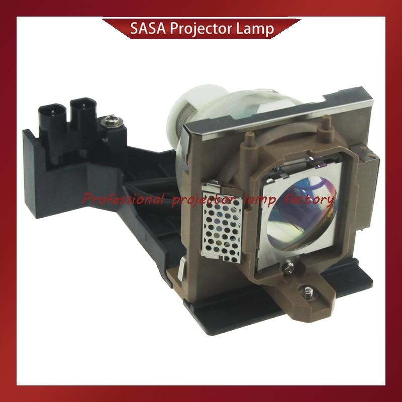 Replacement Projector Bare Lamp with housing 59 J9901 CG1 for BenQ PB6110 PB6115 PB6120 PB6210 PB6215