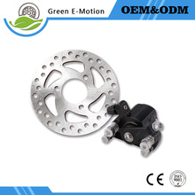 Bicycle parts stainless steel mountain bike bicycle disc brake diameter 120mm 140mm for ebike scooter and refitted vehicles