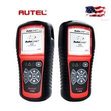 100% Original de AUTEL AutoLink AL519 Escáner OBD2 Soporte Todos OBD2 EOBD JOBD Lector de Código de Avería Escaner Escáner AUTEL AL519