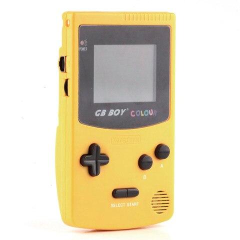 Jogador de Jogos Portátil do Console do Jogo Consolas de Jogos com Retroiluminado Criança Clássica Handheld Jogos Internos 2.7 66