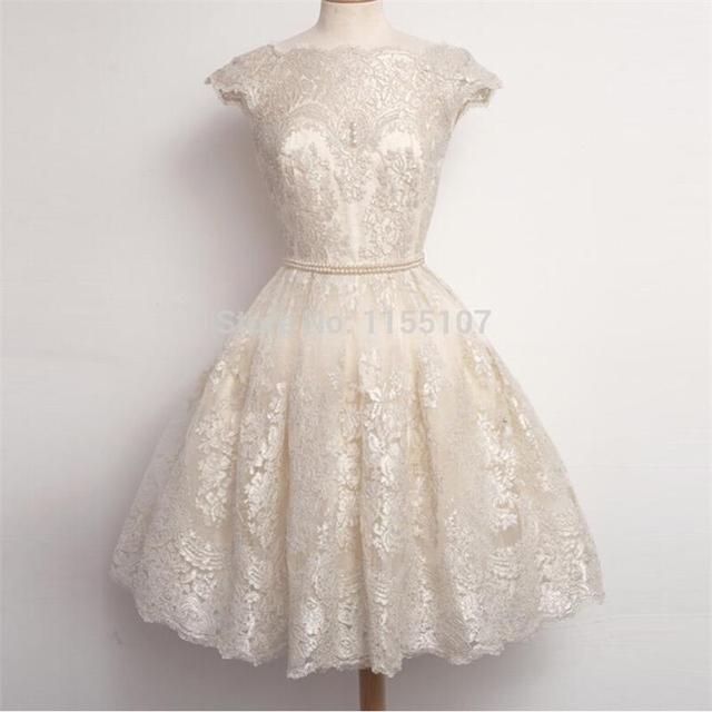 Платье свадебное короткое дешево