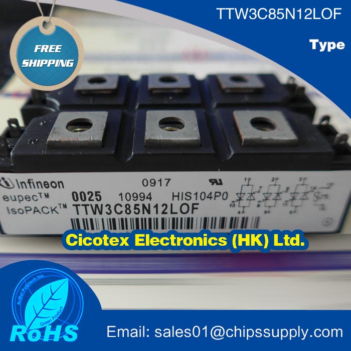 TTW3C85N12LOF MODULE IGBTTTW3C85N12LOF MODULE IGBT