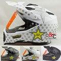 free shipping Winderproof rockstar moto cross casco casque capacete motorcycle helmet ATV dirt bike off road motocross helmets