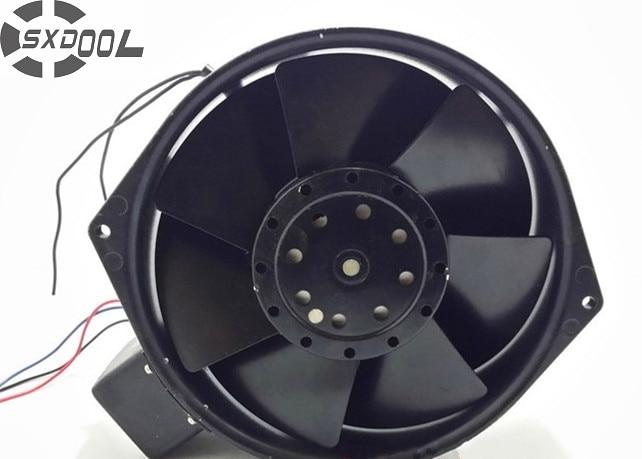 SXDOOL 7506X US7506X-TP 100V 175*150*55 With sensor server inverter cooling fan Wholesale sxdool 380v cooling fan 12038 12cm 120mm 0 04a double ball bearing server inverter pc case cooling fan