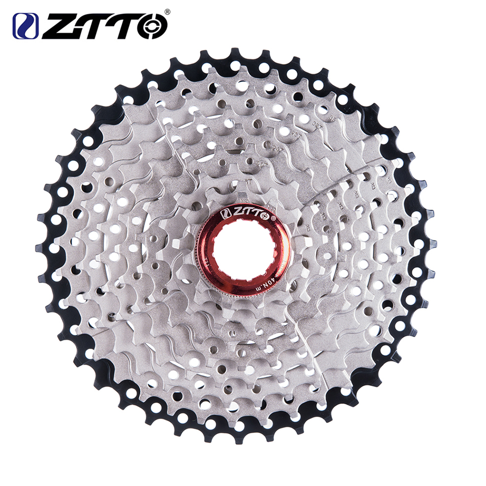 Bicycle Components & Parts Sunrace Mountain Bike Mtb Freewheels Cassette 9speed 11-32t 36t Fit Shimano Sram Quality First