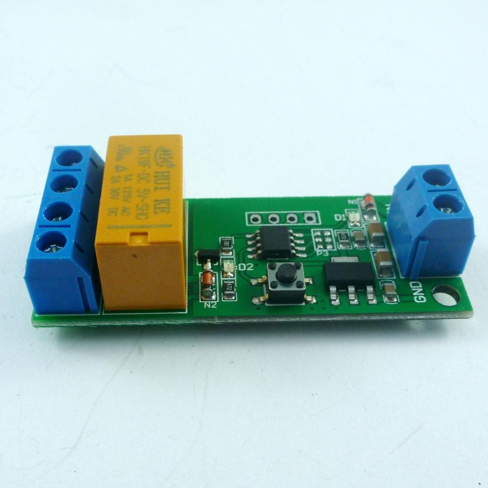 Dc V V V V Motor Reversible Controller Time Adjustable Delay Relay Switch A Drive Current on 12v Relay