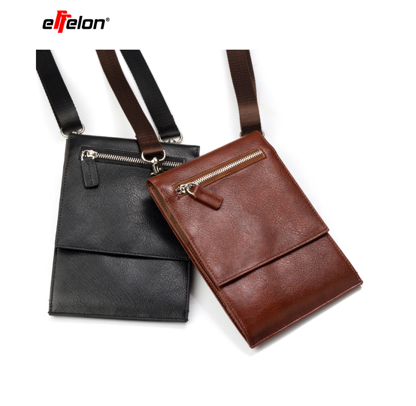 Universal Mobile Phone Pouch For Samsung IPhone Xiaomi Huawei Sony Asus Smartphone Men Women Small Shoulder Bag Travel Pouch