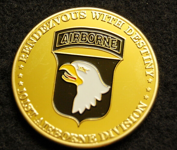 Hot sales US custom coin low price US ARMY Challenge Coin PARATROOPER coin  high Quality coin FH810220