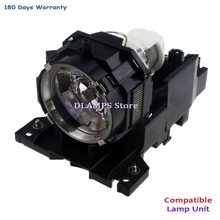 Free Shipping SP-LAMP-038 Replacement Projector Bare Lamp Bulb For Infocus IN5102  IN5104 / IN5106 / IN5108 / IN5110 Projectors original projector lamp module sp lamp lp3 for infocus lp330 lp335 free shipping