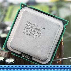 Intel Xeon L5420 LGA 775 CPU 771 ila 775CPU/2.5 GHz/LGA771/L2 önbellek 12 MB/ dört çekirdekli/)