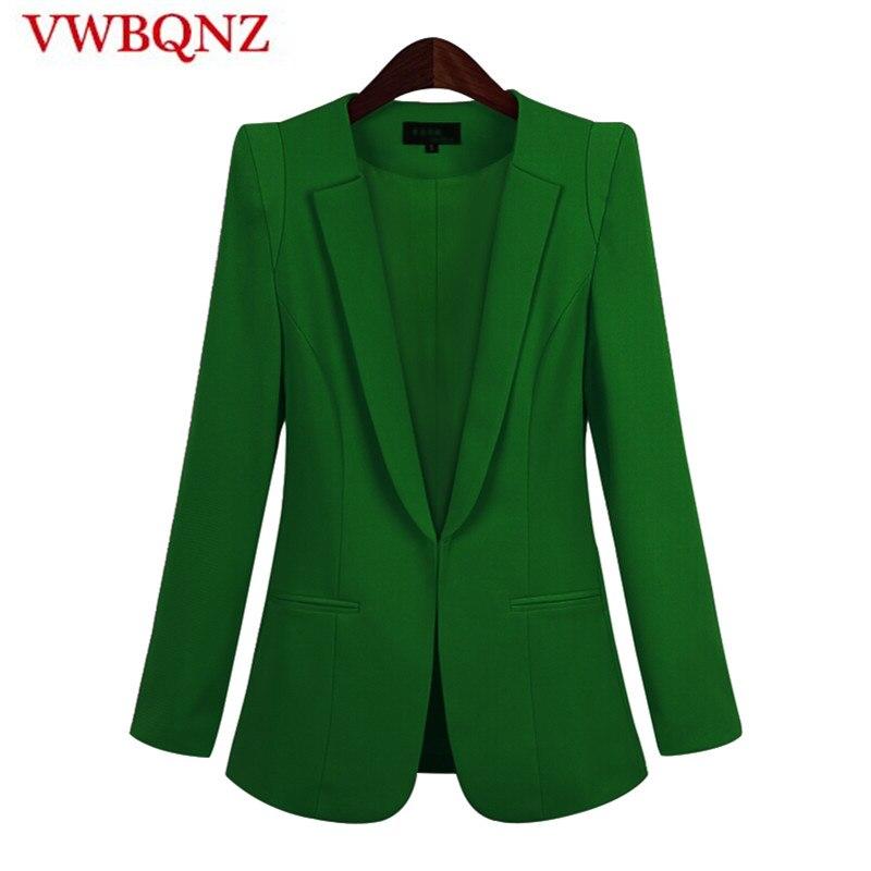 2020 горячая распродажа черные женские блейзеры и куртки новые весенние Осенние повседневные офисные женские костюмы тонкая однотонная женс...