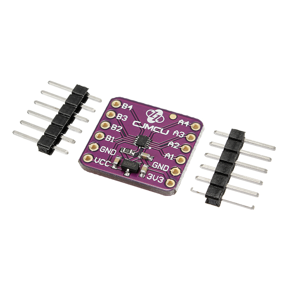 1PC CJMCU-401 TXB0104 4-Bit Bidirectional Voltage Level Translator Auto Direction Sensing ESD Protection Board Module