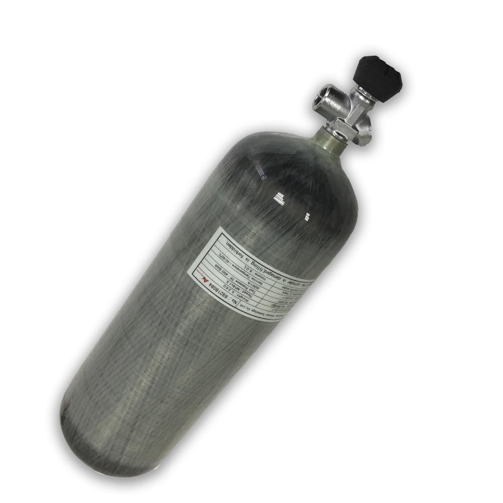 AC10931 Mini Scuba Diving High Pressure Cylinder 30Mpa 4500Psi High Pressure Cylinder Paintball Tank Pcp Airforce Condo Acecare