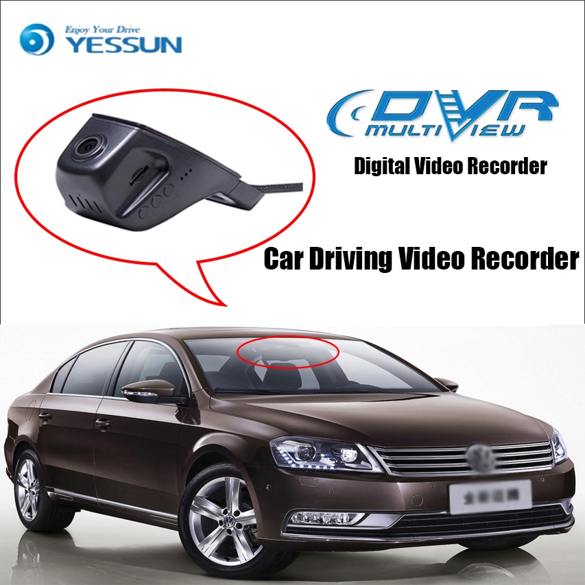 YESSUN Car-Driving-Video-Recorder VW Wifi Camera Dash-Cam Mini Dvr 1 Novatek for Magotan