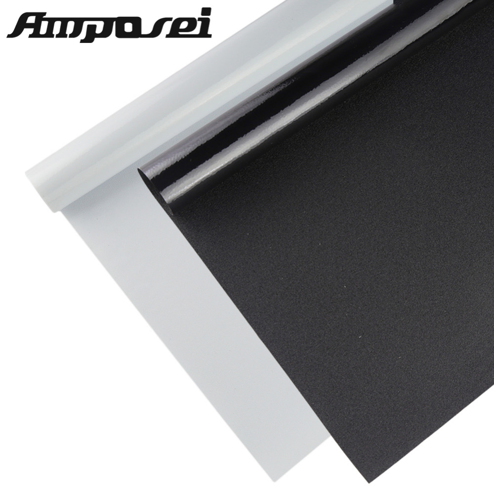 45 200 cm hogar sin pegamento película electrostática vidrio ventana aislamiento película ventana pegatinas sol sombra UV rechazo-FT