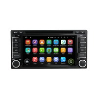 7 Inch Android 4 4 4 Dual Quad Core Car DVD Player GPS For Subaru For