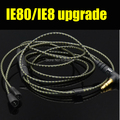 top quality IE80 IE8 upgrade cable , detach cable , repair cable , replace cable * new * free shipping