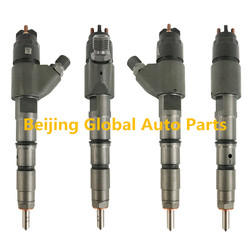 Brand New Injector 0445120067  0986435549 With OEM 04290987 7420798683 For V/olvo Excavator D6D Engine