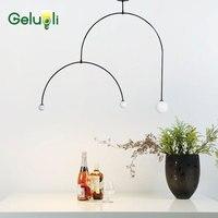 Modern Euorpean Mini Pipe Pendant Lights G4 Bulb Hang Light Dinning Kitchen Led Pendant Light